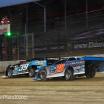 Tim McCreadie and Dennis Erb Jr at Eldora Speedway