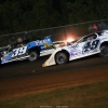 Tim McCreadie and Jonathan Davenport at Brownstown Speedway - Jackson 100 - Lucas Oil Late Model Dirt Series 4560