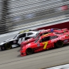 Tommy Joe Martins, Brett Moffitt and Justin Allgaier - NASCAR Xfinity Series at Richmond Raceway