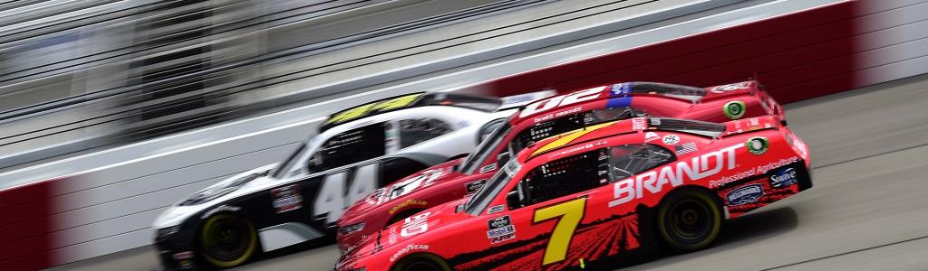 Richmond Race Results: September 12, 2020 (NASCAR Xfinity Series)