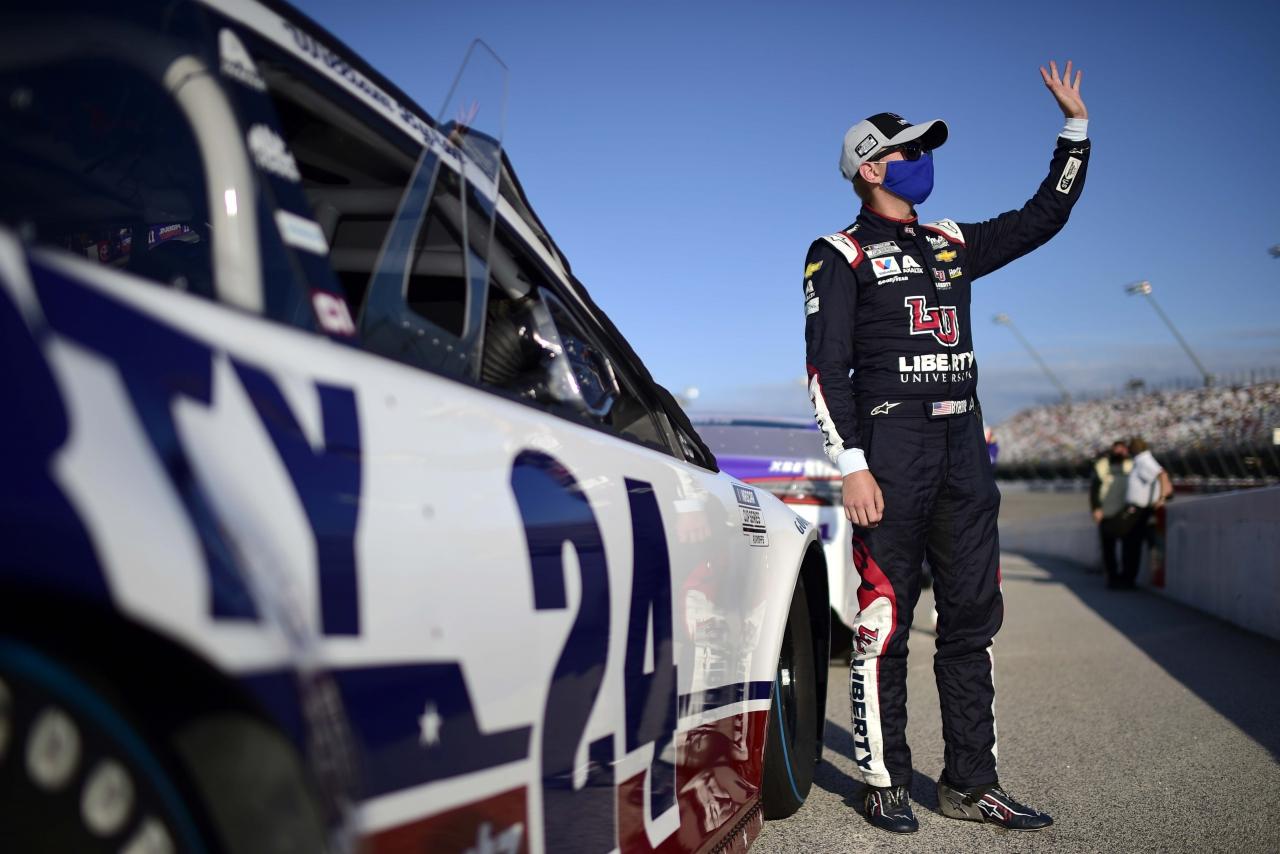 William Byron - NASCAR driver