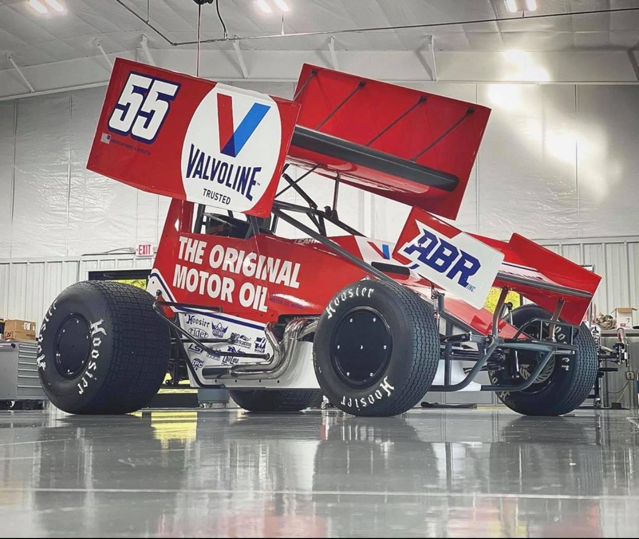 Alex Bowman Racing - 55 Sprint Car