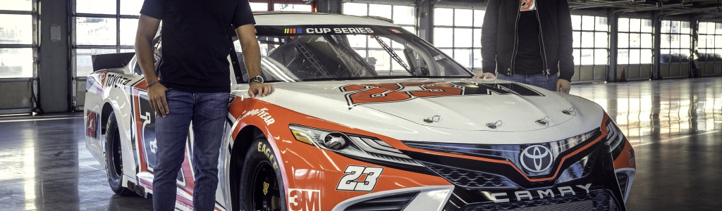 NASCAR monitoring Hamlin/Jordan team to make sure it's not a 5th JGR car