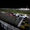 Chase Briscoe, Daniel Hemric - Kansas Speedway - NASCAR Xfinity Series