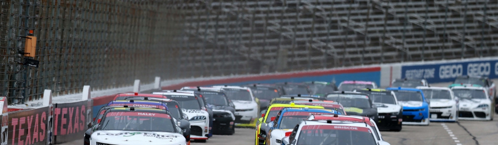 Texas Race Results: October 24, 2020 (NASCAR Xfinity Series)