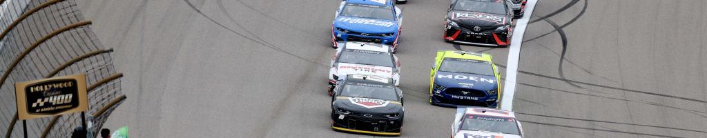 Kansas Starting Lineup: May 2021 (NASCAR Cup Series)