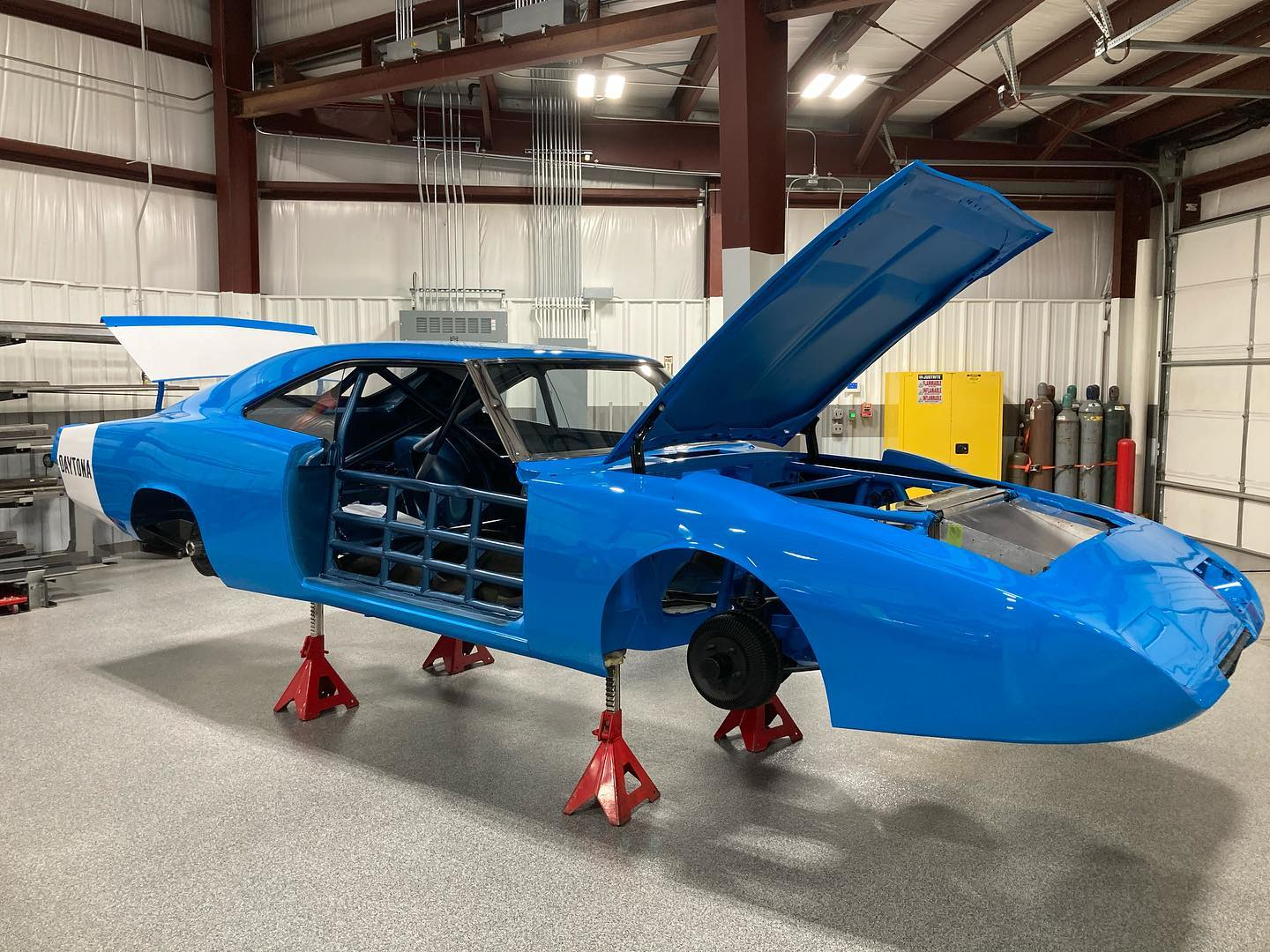 DC-93 - Buddy Baker chassis