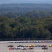 Denny Hamlin leads at Talladega Superspeedway - NASCAR Cup Series