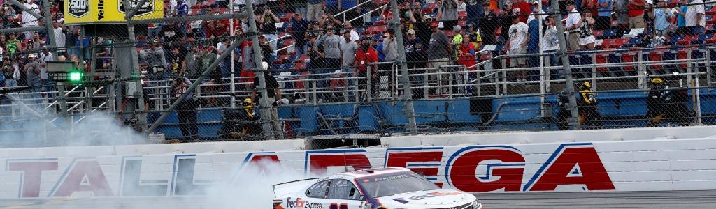 Talladega TV Ratings: October 4, 2020 (NASCAR)