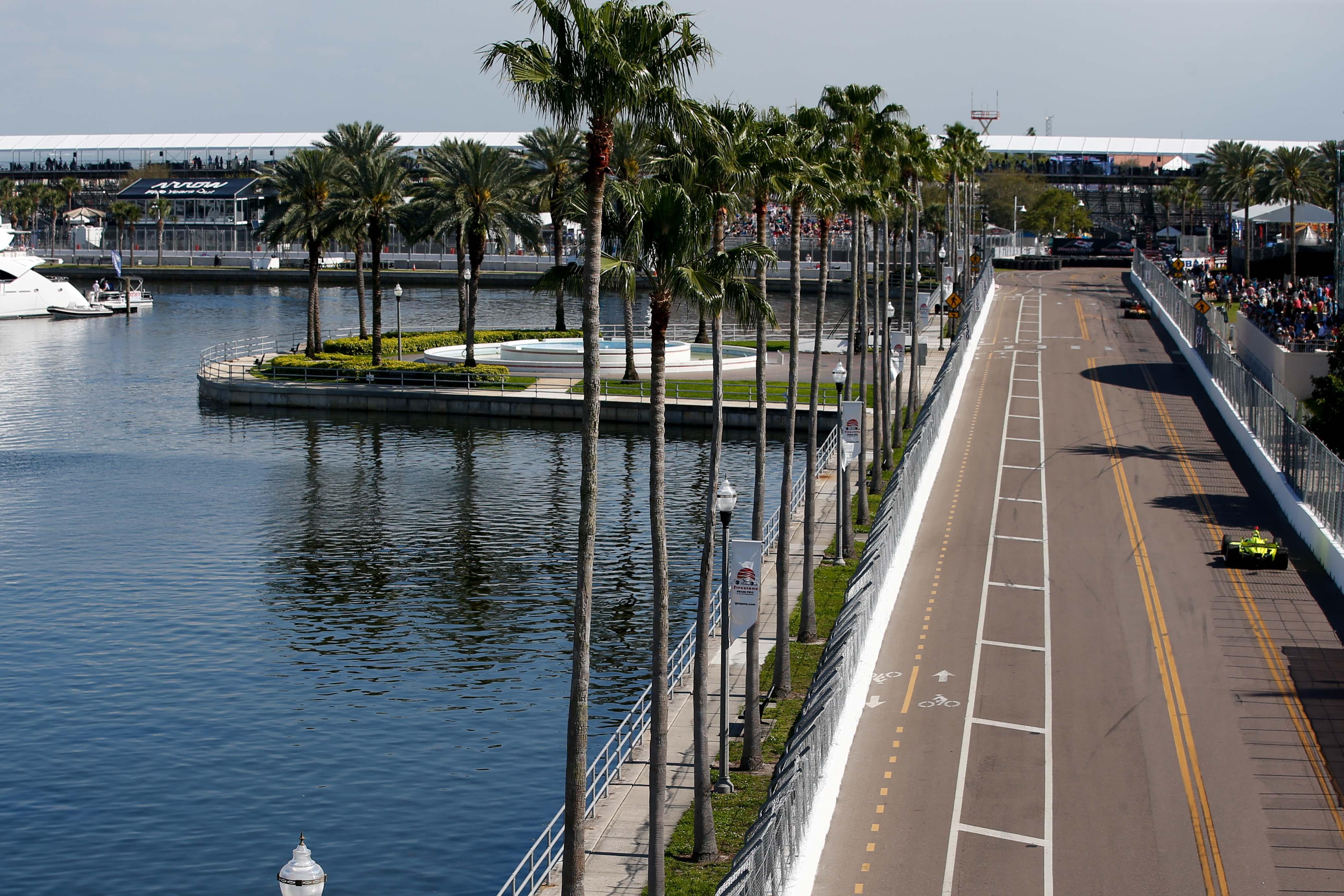Grand Prix of St Petersburg Florida - Indycar Series