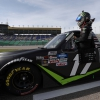 Hailie Deegan - NASCAR Truck Series debut at Kansas Speedway