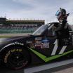 Hailie Deegan - NASCAR Truck Series debut at Kansas Speedway