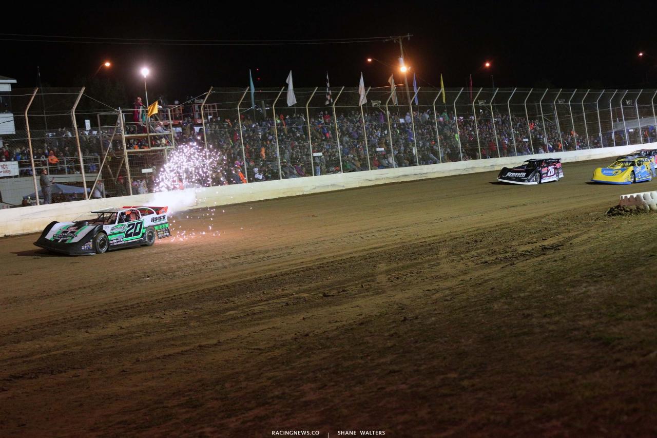 Jimmy Owens - 2020 Lucas Oil Late Model Dirt Series champion 5227