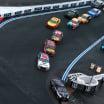 Kevin Harvick, Alex Bowman, Martin Truex Jr, Austin Dillon - Charlotte Roval - Rain Racing - NASCAR Cup Series