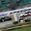 Kurt Busch, Alex Bowman and Brad Keselwoski at Kansas Speedway - NASCAR Cup Series