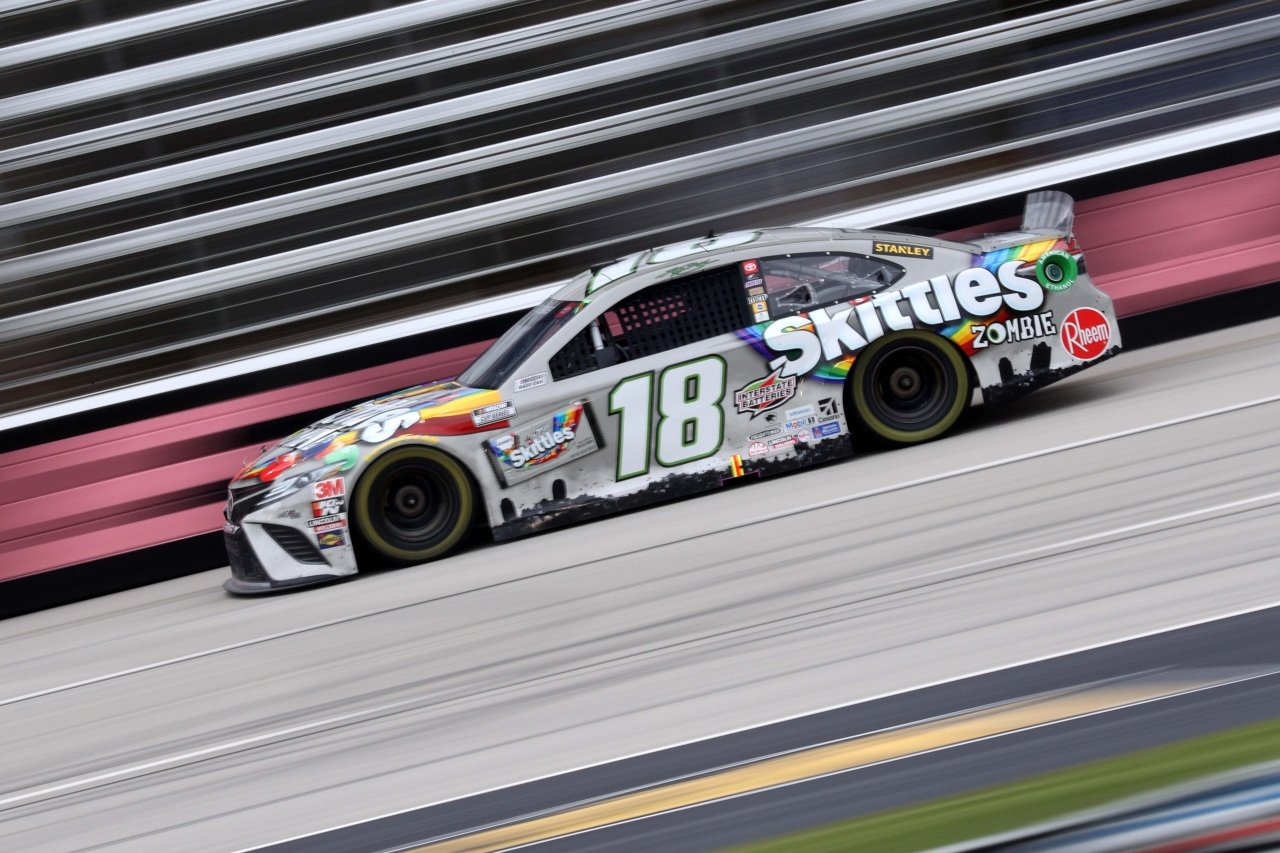Texas Race Results: October 28, 2020 (NASCAR Cup Series ...