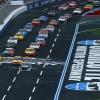 Martin Truex Jr, Chase Elliott - Charlotte Roval - Rain Racing - NASCAR Cup Series