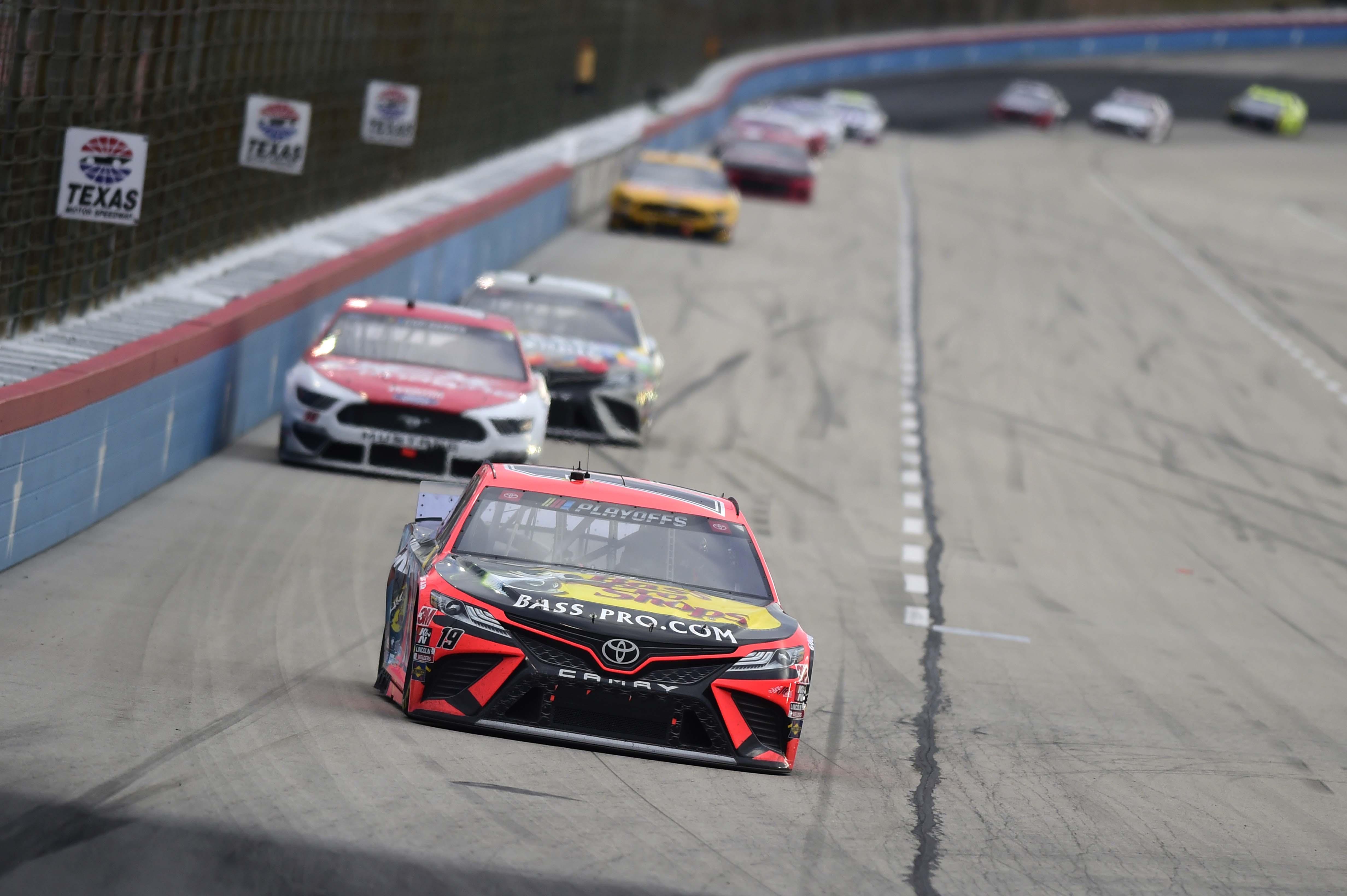 Martin Truex Jr at Texas Motor Speedway - NASCAR Cup Series