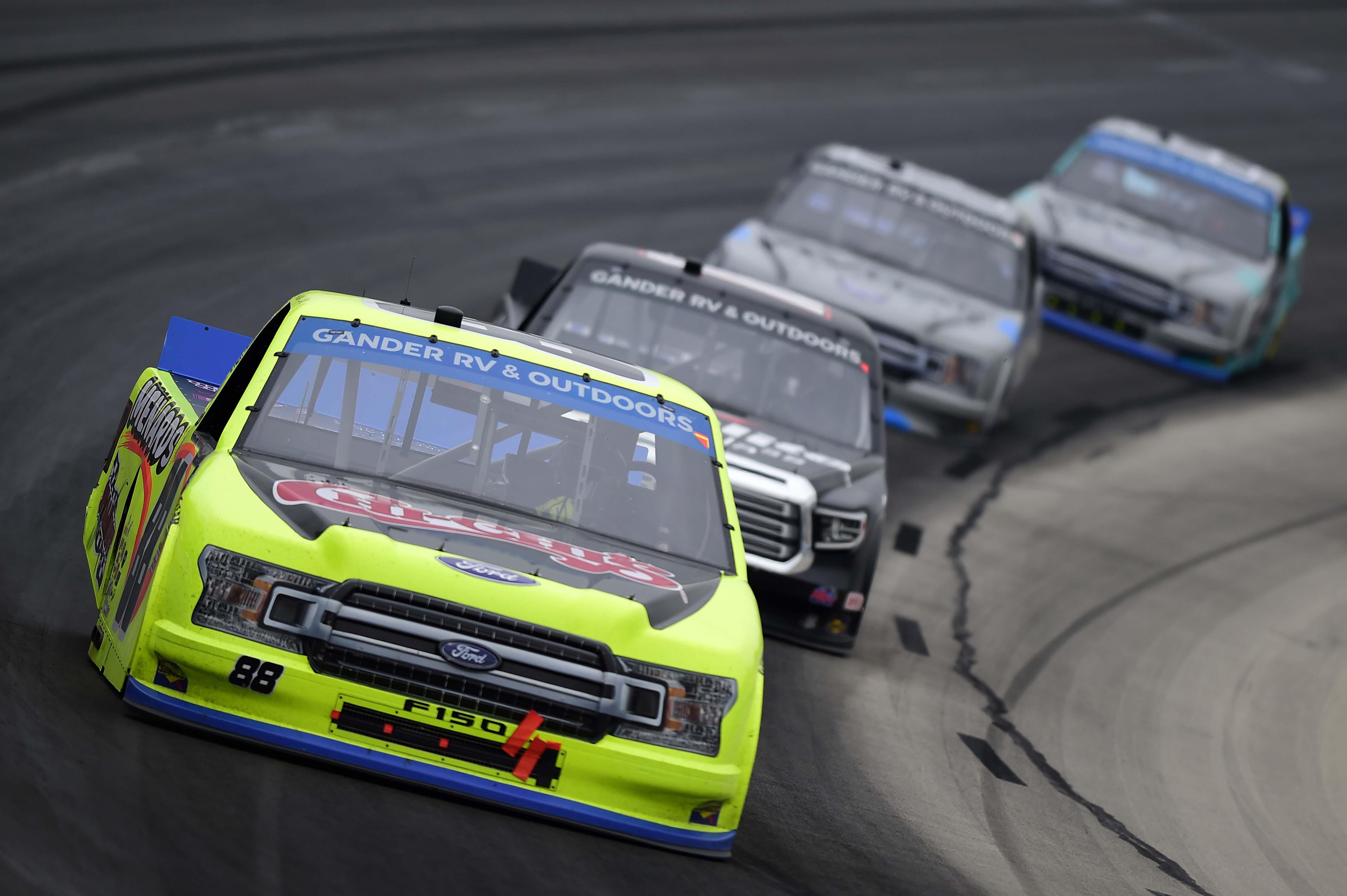 Matt Crafton - NASCAR Truck Series at Texas Motor Speedway