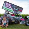 McKenna Haase - Dirt Sprint Car
