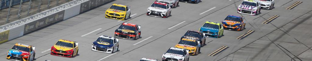 Talladega Entry Lists: October 2021 (NASCAR Playoffs)