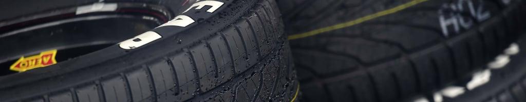 NASCAR tests oval rain tire at Richmond Raceway