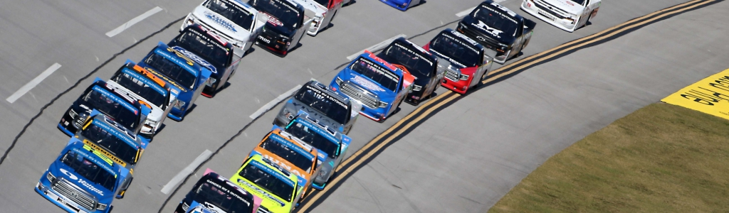 Talladega Race Results: October 3, 2020 (NASCAR Truck Series)