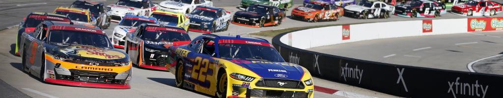 Martinsville Starting Lineup: April 2021 (NASCAR Xfinity Series)