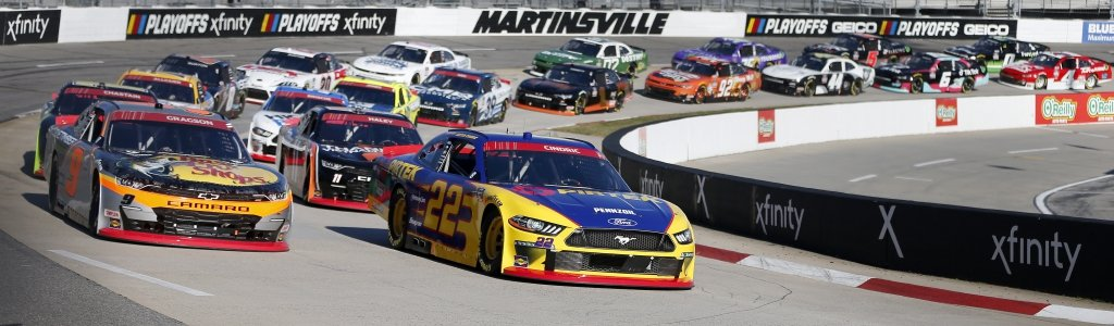 Martinsville Starting Lineup: April 2021 (NASCAR Xfinity Series)