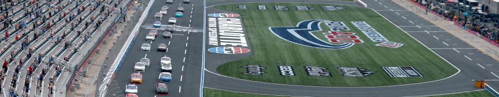 Charlotte Starting Lineup: May 2021 (NASCAR Xfinity Series)