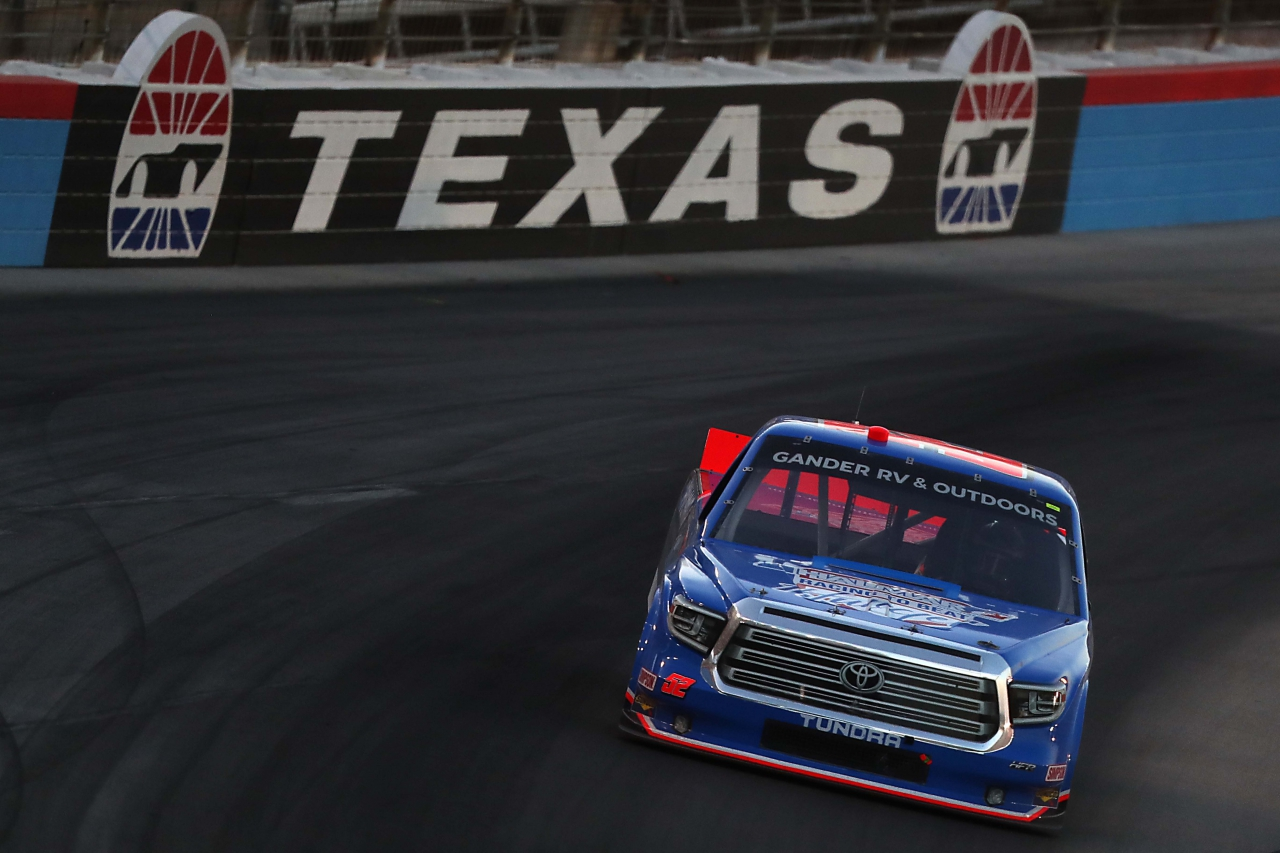Stewart Friesen - NASCAR Truck Series at Texas Motor Speedway