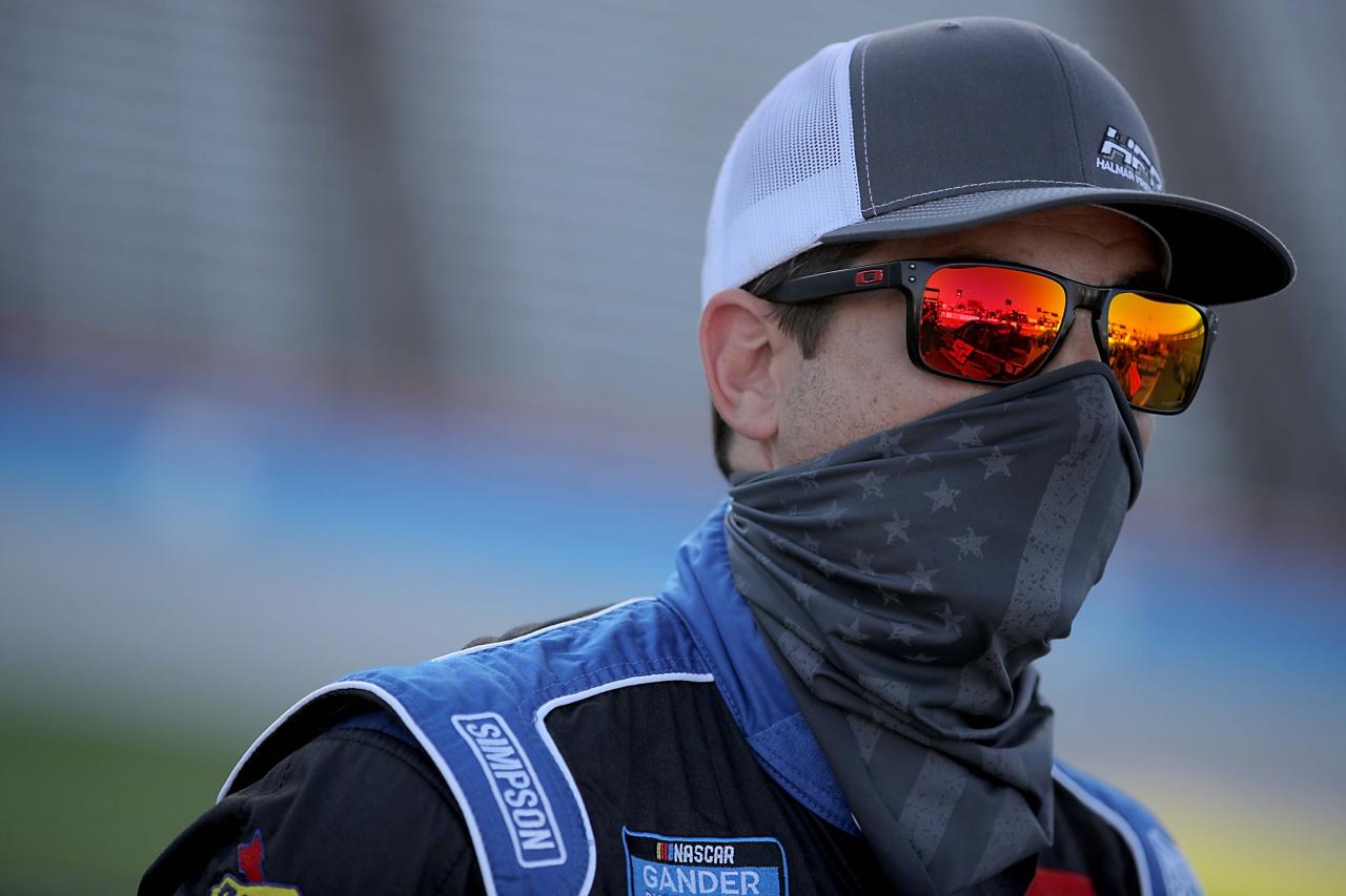 Stewart Friesen - NASCAR Truck Series driver