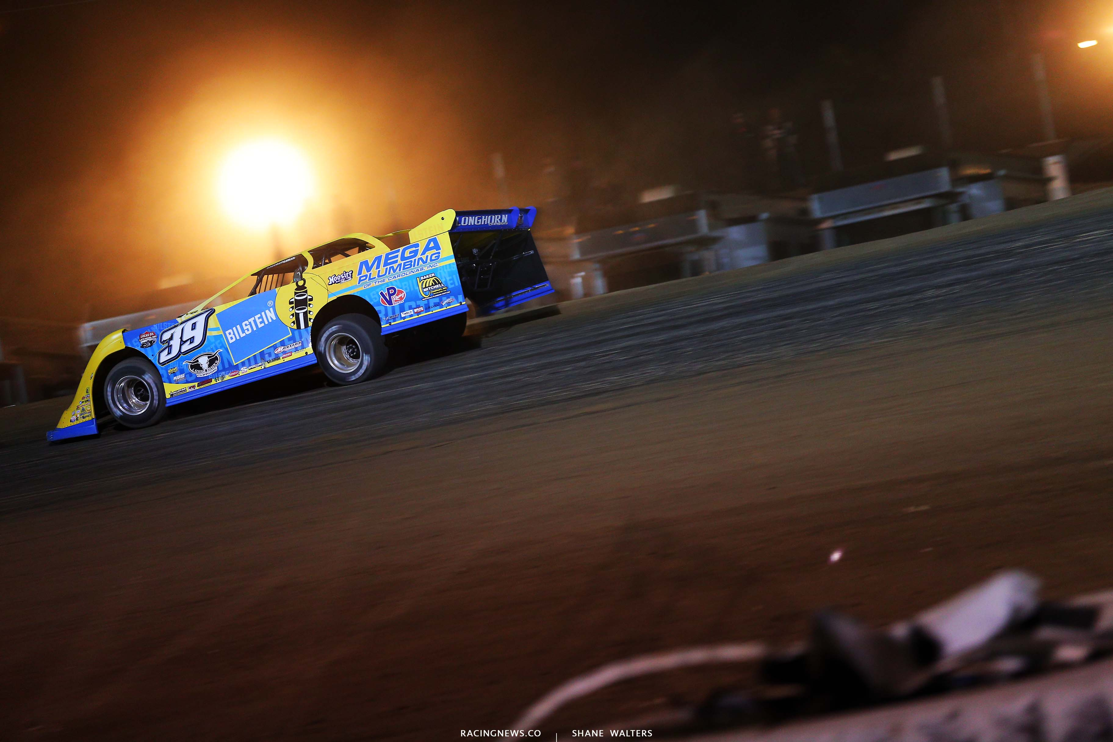 Tim McCreadie at Portsmouth Raceway Park - Dirt Track World Championship 5706