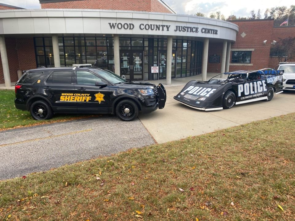 Wood County Sheriff - Dirt Late Model