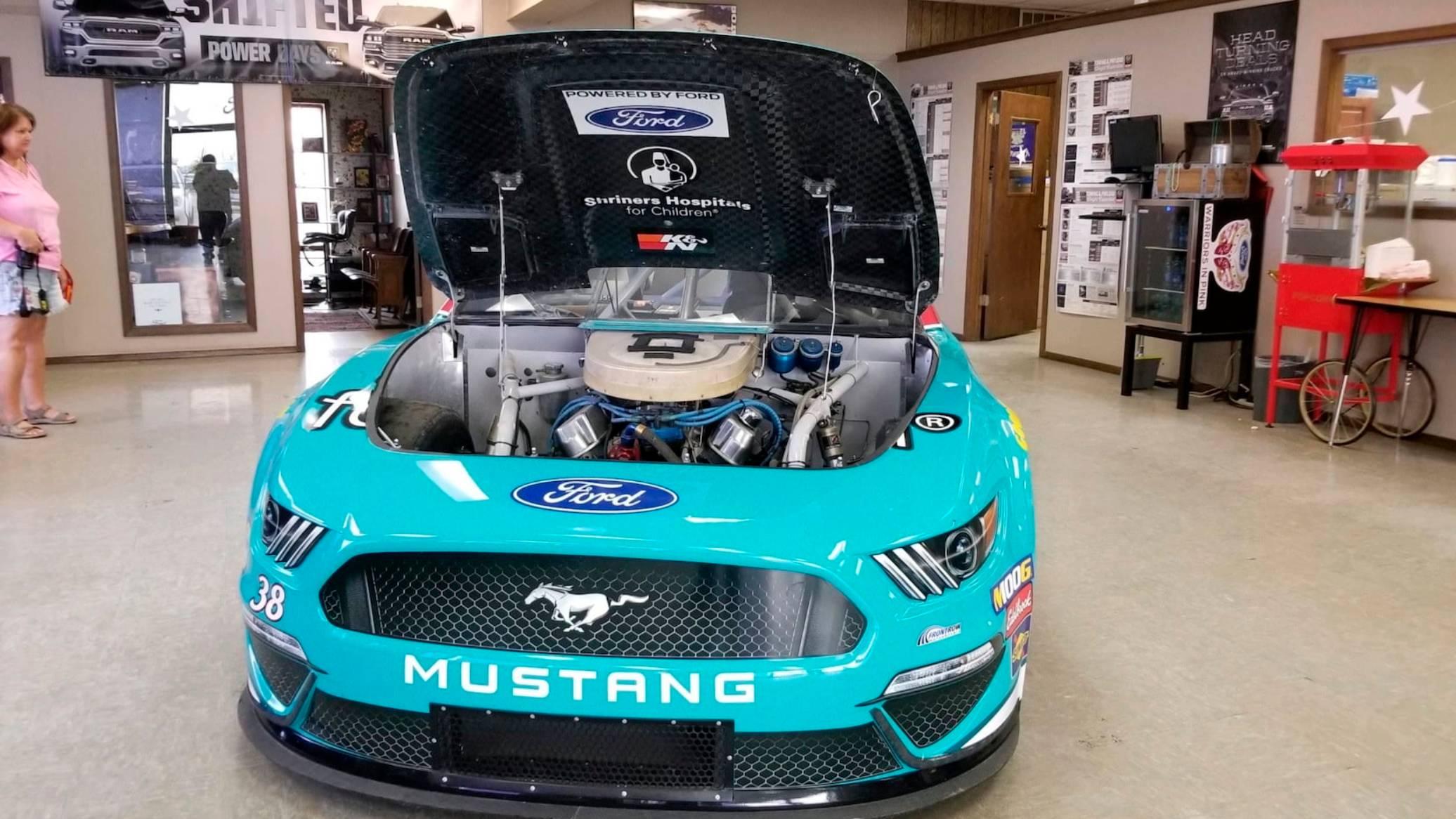 2019 NASCAR race car