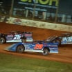Brandon Overton, Dennis Erb Jr and Tim McCreadei - Last Call- The Dirt Track at Charlotte - World of Outlaws Late Models 6099