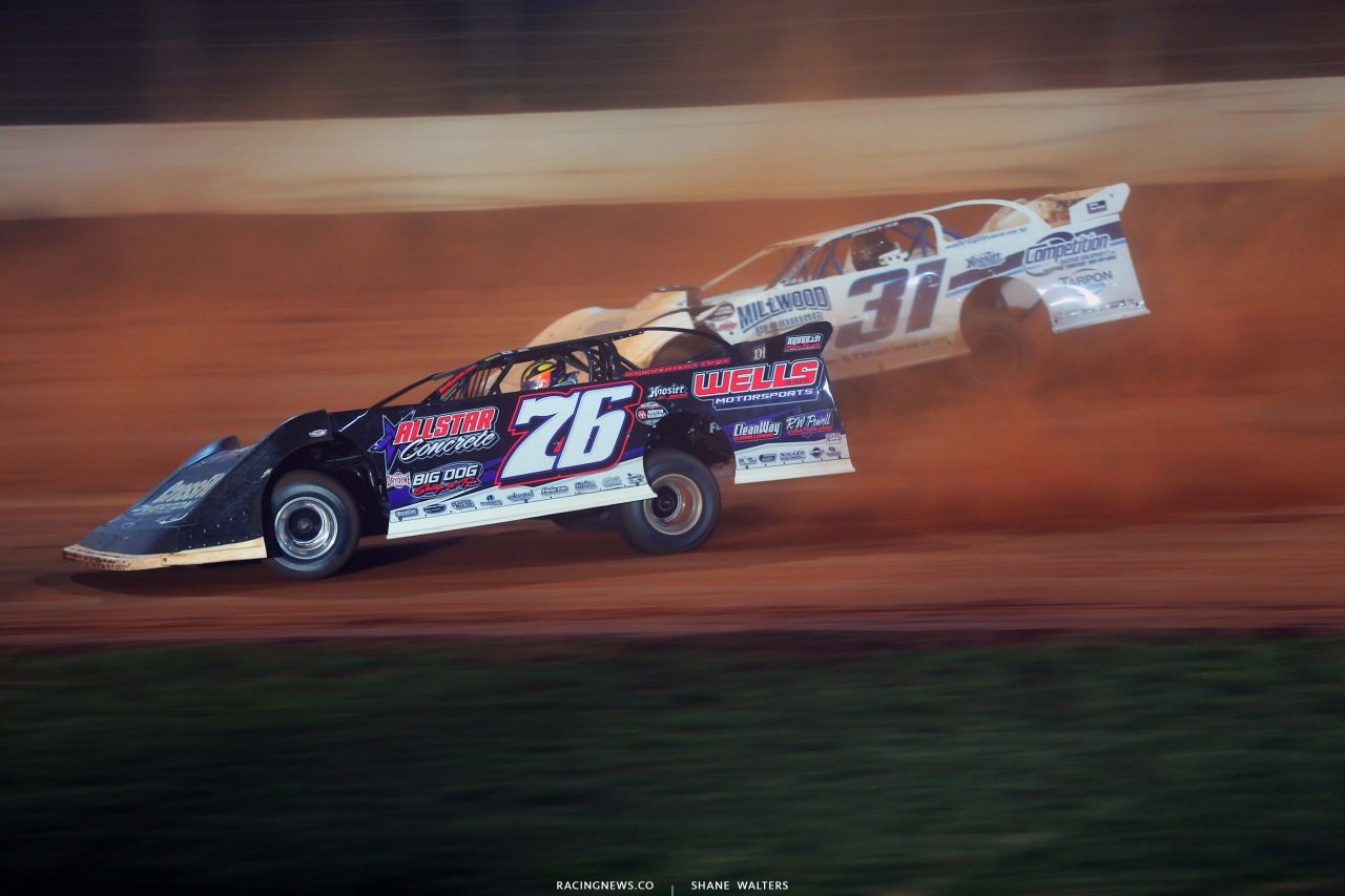 Brandon Overton - Last Call- The Dirt Track at Charlotte - Dirt Track Racing 6139
