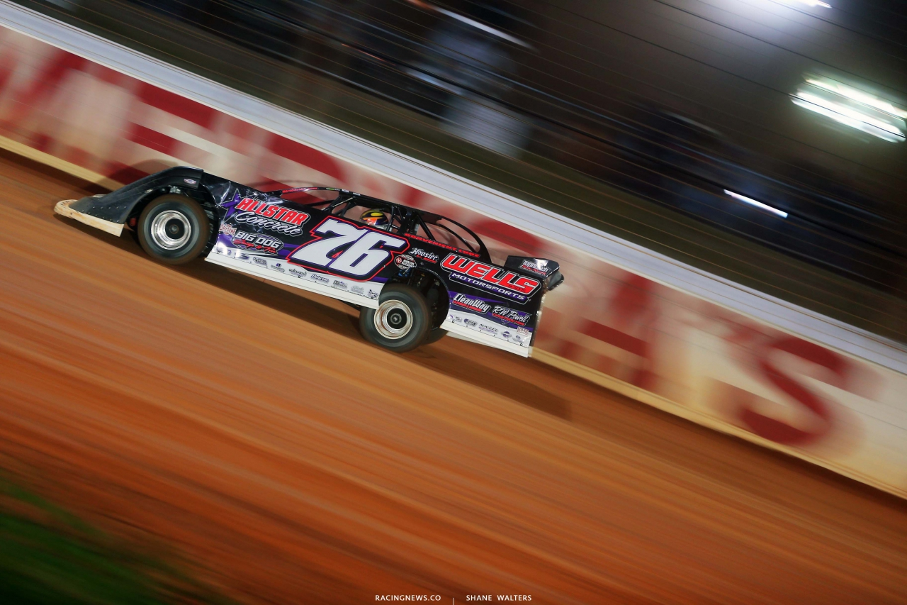 Brandon Overton - Last Call- The Dirt Track at Charlotte - World of Outlaws Late Models 6139