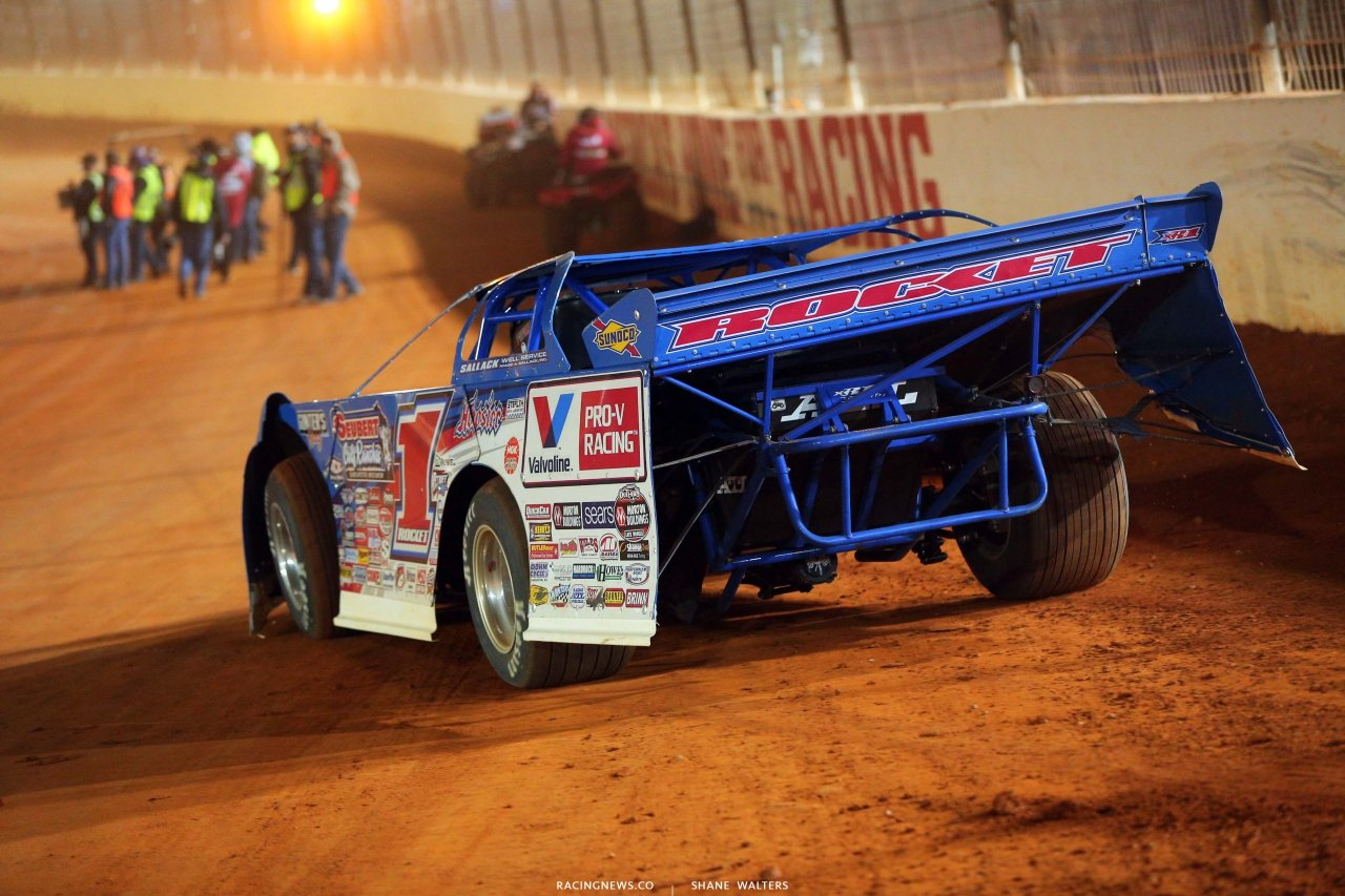 Brandon Sheppard - 2020 World of Outlaws Late Model Series champion 6635