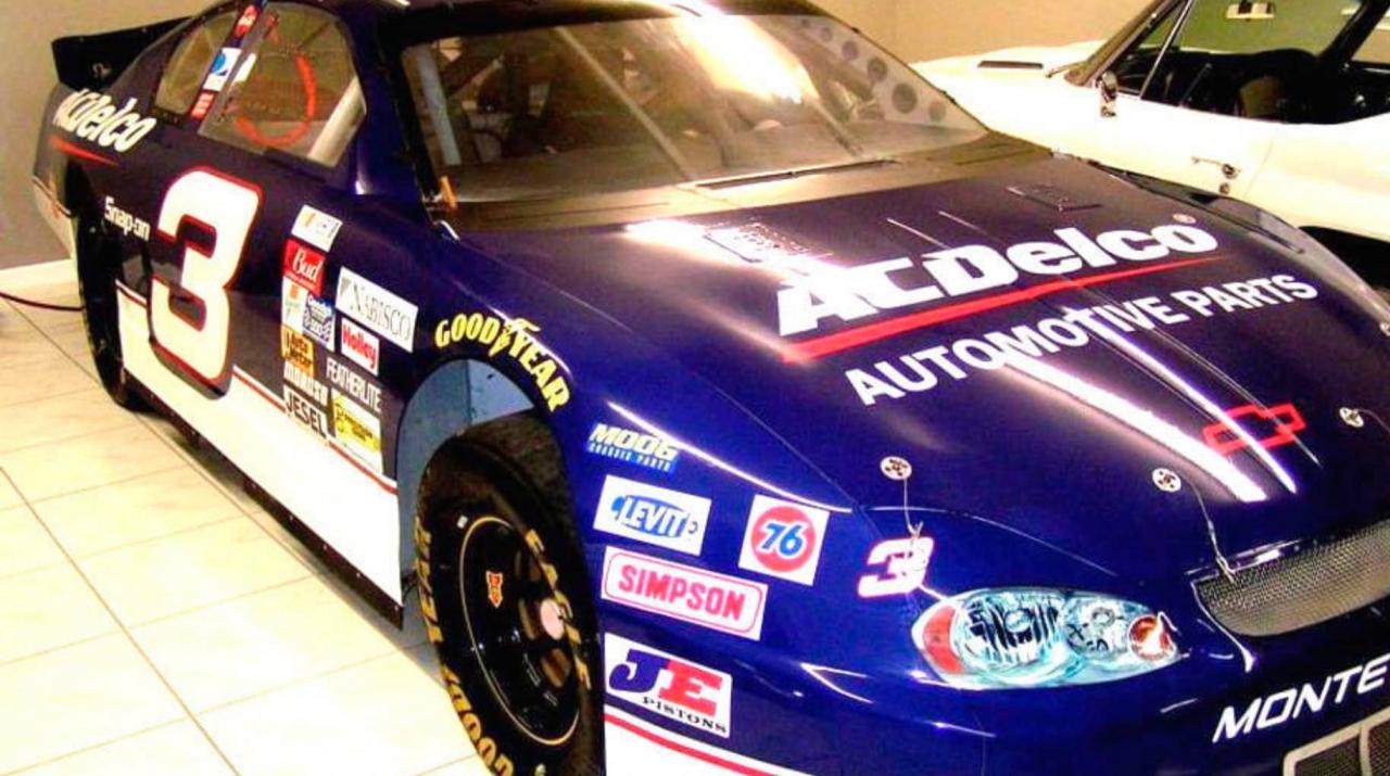 Dale Earnhardt Jr - NASCAR race car for sale