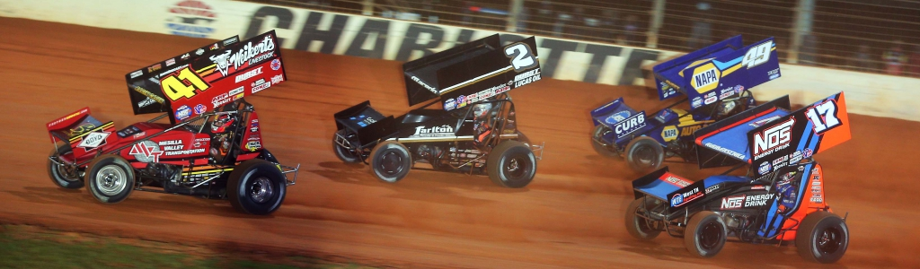 Charlotte Dirt Track Results: November 6, 2020 (World of Outlaws Sprint Cars)