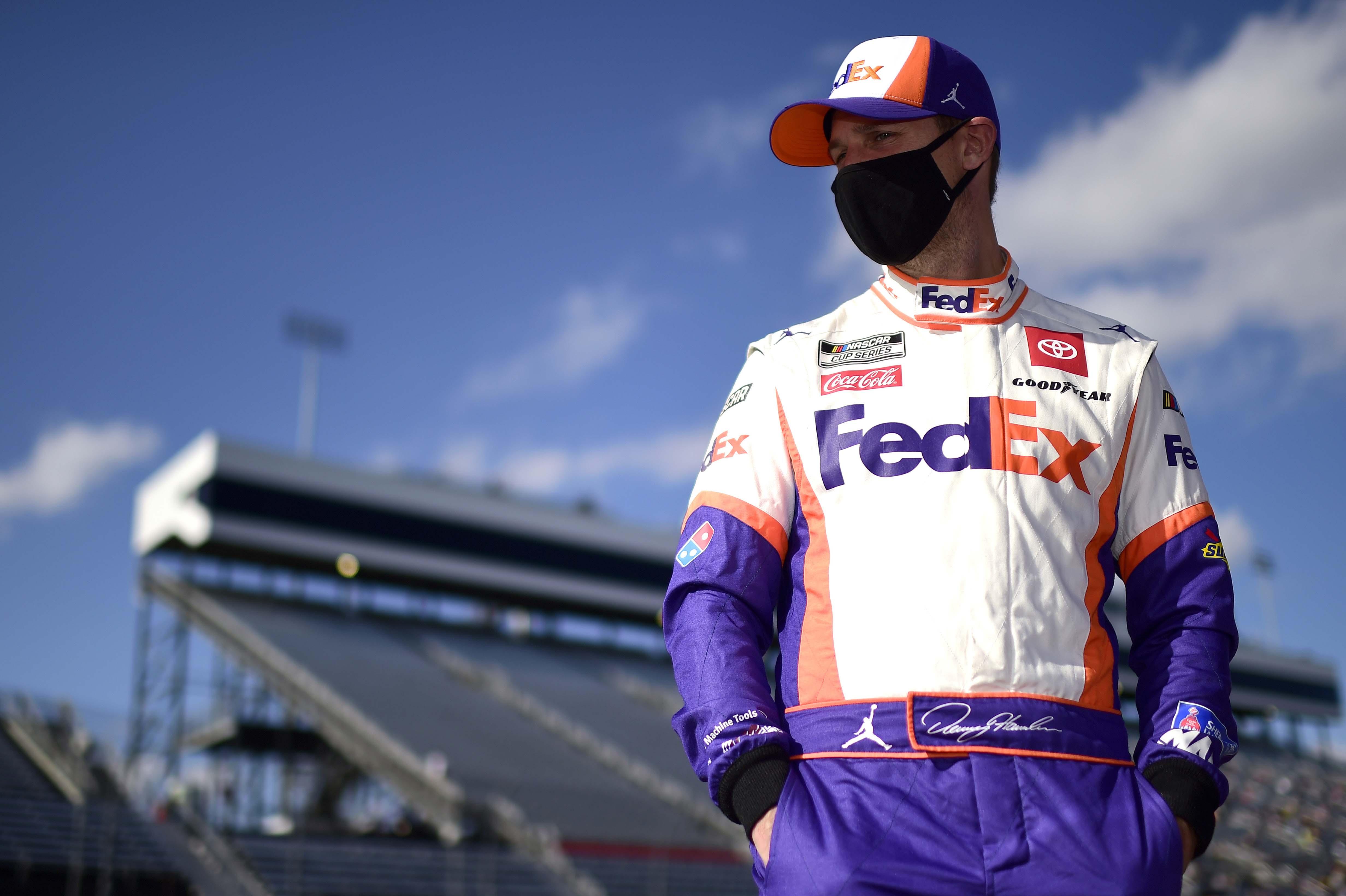 Denny Hamlin - NASCAR driver