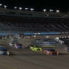 Grant Enfinger, Zane Smith, Sheldon Creed - Three wide at Phoenix Raceway - NASCAR Truck Series