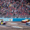 Jimmie Johnson, Chase Elliott and Joey Logano - Phoenix Raceway - NASCAR Cup Series