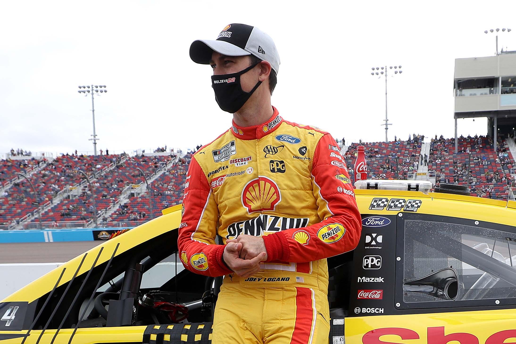 Joey Logano - NASCAR driver