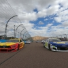 Joey Logano and Chase Elliott - NASCAR Cup Series at Phoenix Raceway - Championship