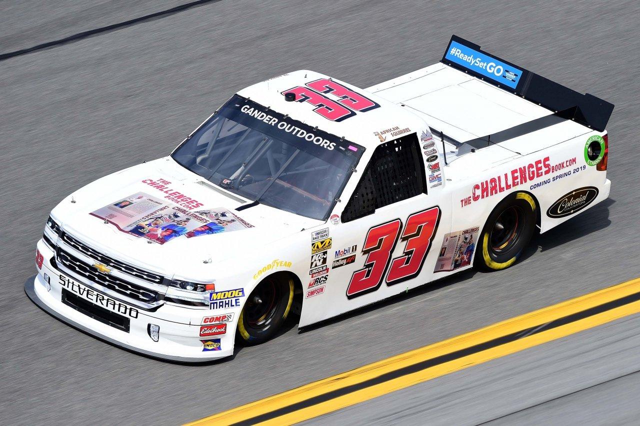 Josh Reaume - NASCAR Truck Series
