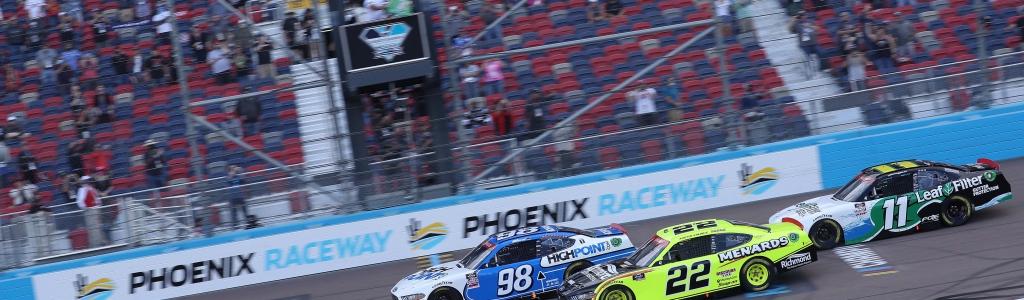 Phoenix Starting Lineup: March 13, 2021 (NASCAR Xfinity Series)
