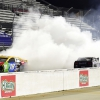 Kevin Harvick spins Kyle Busch at Martinsville Speedway - NASCAR Cup Series