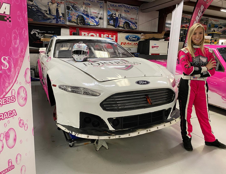 Logan Misuraca - ARCA Menards Series driver